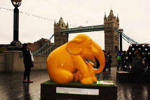 The most adorable elephant paradeFamilies Events, Sculpture Publ Art, Elephant Parade, Temporary Sculpture Publ, Adorable Colors, Colors Elephant, Art Campaigns, Elephant Families, Adorable Elephant