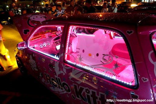 141 Best Pimp Your Ride With Hello Kitty Style Images On