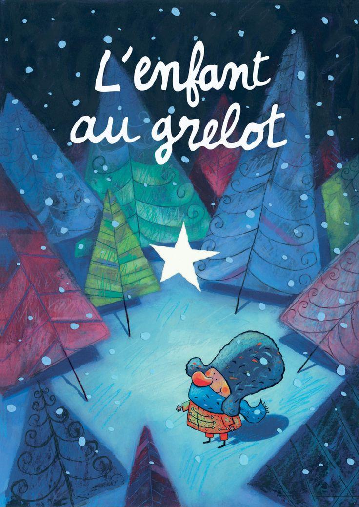 L'enfant au grelot (magnifique) de Jacques-Remy Girerd (réalisateur du somptueux La prophétie des grenouilles) Un enfant est retrouvé au milieu de la forêt, abandonné, avec un grelot dans sa main. Il est élevé dans un orphelinat et l'histoire principale se passe quelques jours avant Noël. Une très belle histoire avec Noël en fond mais, ici aussi, sur l'origine. C'est un des plus beaux contes de Noël (car loin de toute mièvrerie)