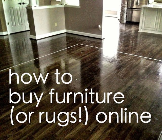 Create.Bake.Celebrate: {create} how to buy furniture (or rugs!) online