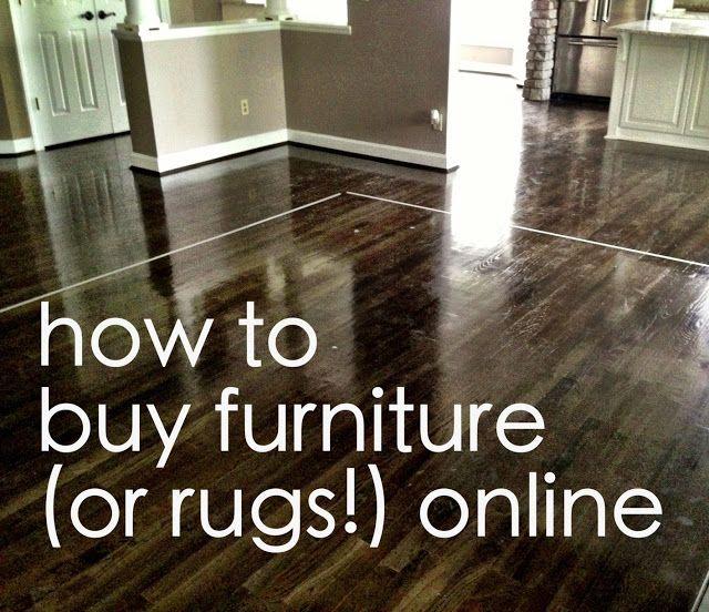Create.Bake.Celebrate: {create} how to buy furniture (or rugs!) online