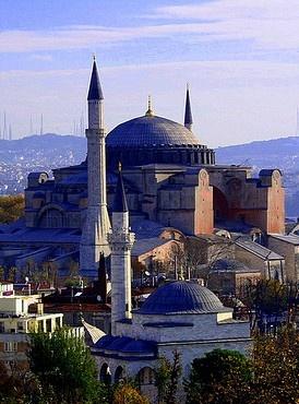 Ayasofya, Istanbul