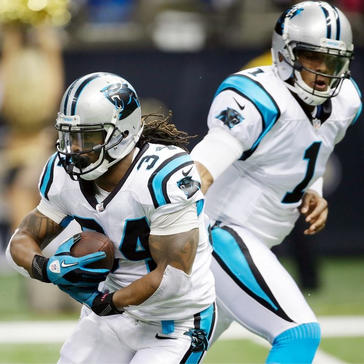 Panthers Win! Final Score: Carolina Panthers 44, New Orleans Saints 38. Keep Pounding, Panther Nation.