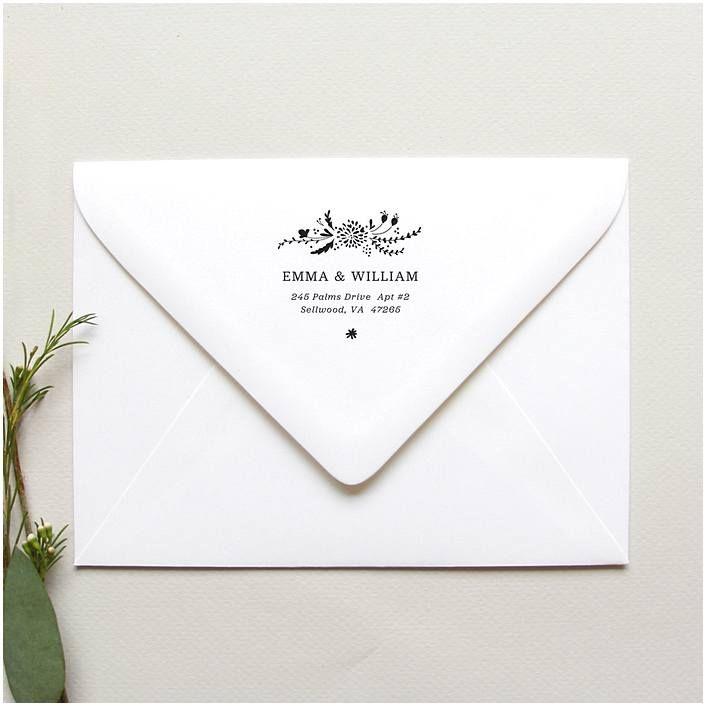 Wedding Invitation Envelopes With