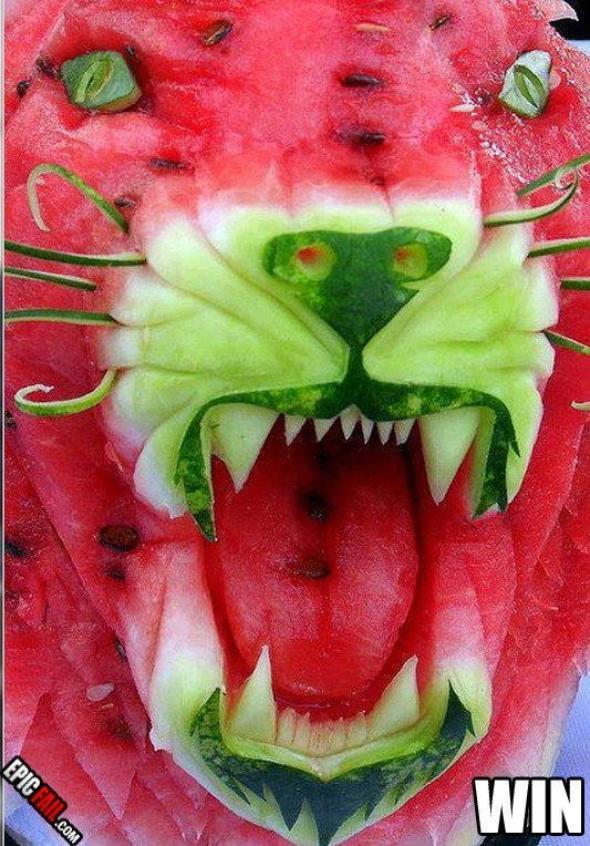Carving Watermelon Party!! Want to do it!