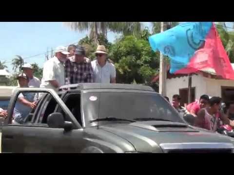 VERGONHA !!! :-O Senador Eduardo Braga e comitiva agridem fotógrafo no interior do Amazonas
