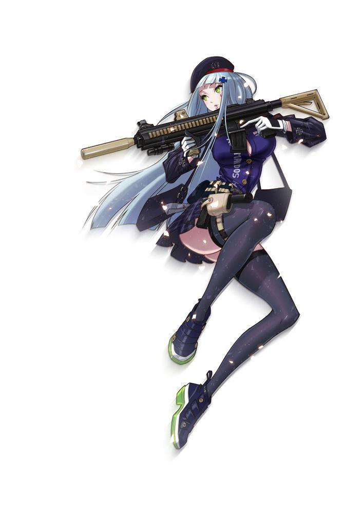 Pin di Tactical Anime Girls
