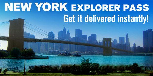 New York Attractions Pass | New York Explorer Pass™