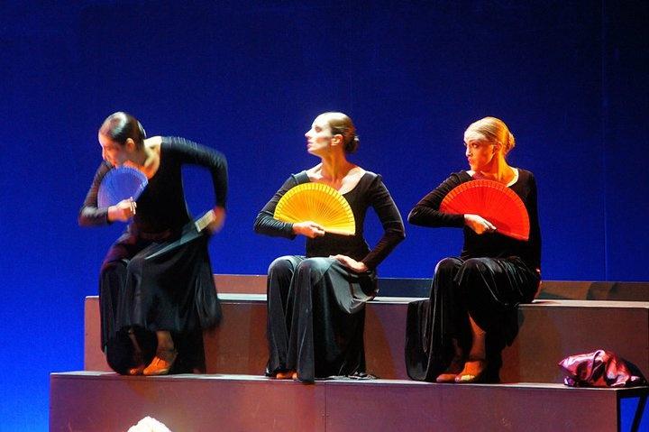 "Vestuario ""Las Juanas "" musical Moreira"