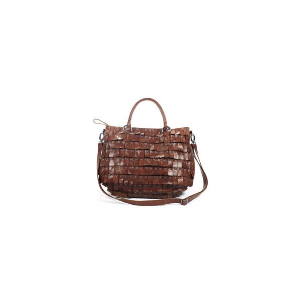 RAVEN BAG - TAN ($230) ❤ liked on Polyvore featuring bags, handbags, bolsas, borse, torbe, purses, women, top handle handbags, tan purse and man bag