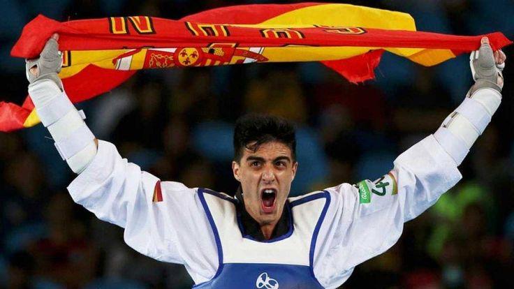 Vuelven las medallas en Río 2016 esta vez de la mano Joel Gonzalez ¡FELICIDADES CAMPEÓN! #Río2016 #España #spain #taekwondo #deportes