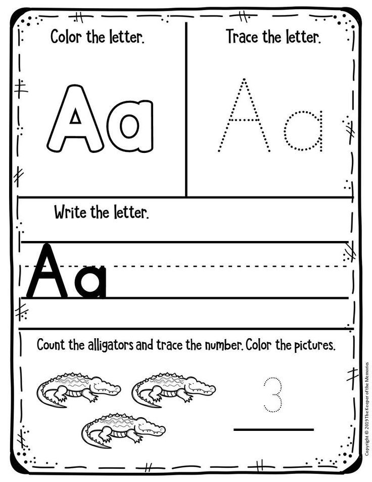 Free Printable Worksheets For Preschool Kindergarten Alphabet Worksheets Preschool Letter Worksheets For Preschool Preschool Homework