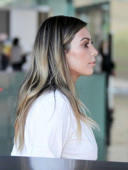 Kim Kardashian Photos – Reality star and new mom Kim Kardashian wears all white …