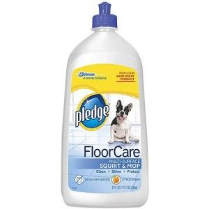 Save $1.50 off any ONE (1) Pledge FloorCare product!