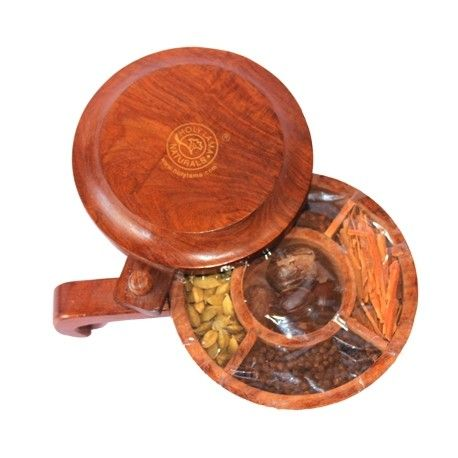 Holy Lama Naturals - Spice Box - Gift Of Spices (Small)  $60.00