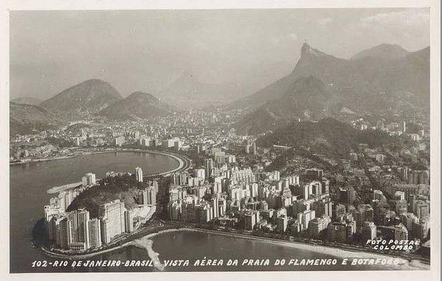 Rio de Janeiro antigo, antes do Aterro!