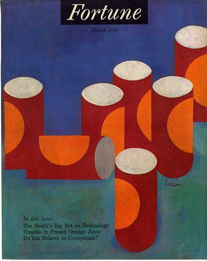 March '52 - Fortune Magazine Cover