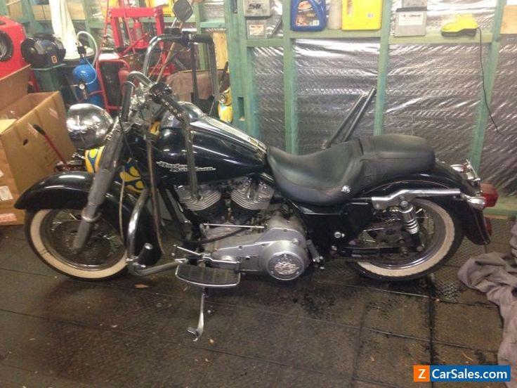 Harley Davidson shovel FLTC #harleydavidson #shovelfltc #forsale #australia