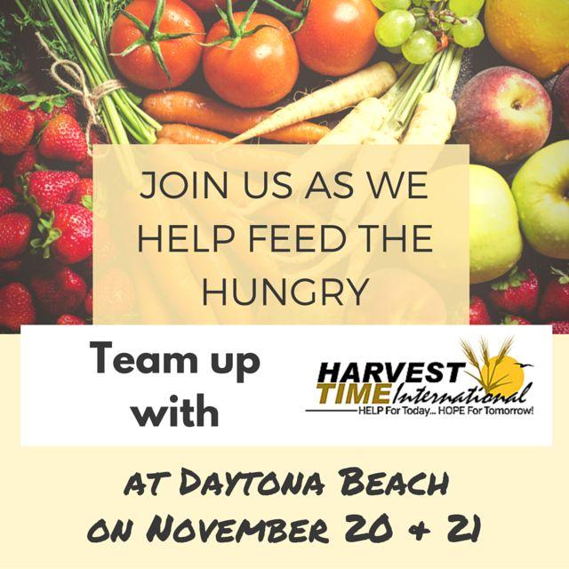 Second Harvest Food Bank Daytona Beach Fl