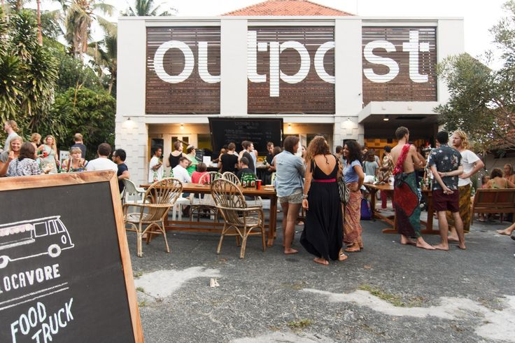 Outpost is Bali's largest coworking space with amazing, vibrant and productive community. Whoever you are, be productive and live well in paradise!