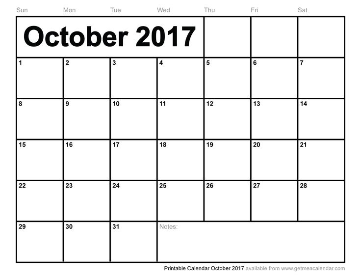 Best 25+ October calendar 2017 ideas on Pinterest October - blank calendar pdf