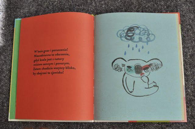 """Co czytam Konstantemu i Matyldzie: Takiej imprezy jeszcze nie było (""""Koala disco"""" Ola Cieślak)"""