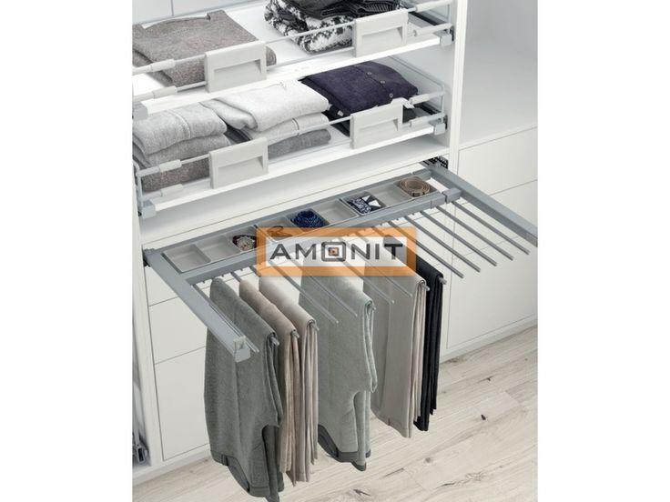 vnitřní vybavení pro vestavěné skříně