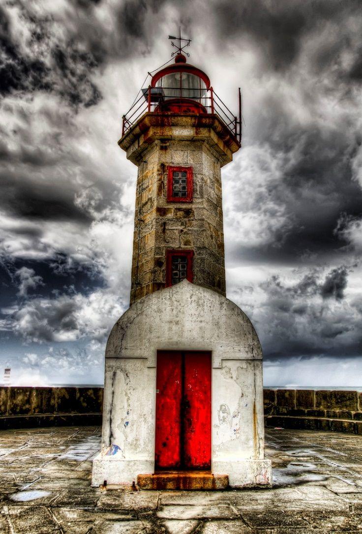 ✯ Farol Porto - Portugal