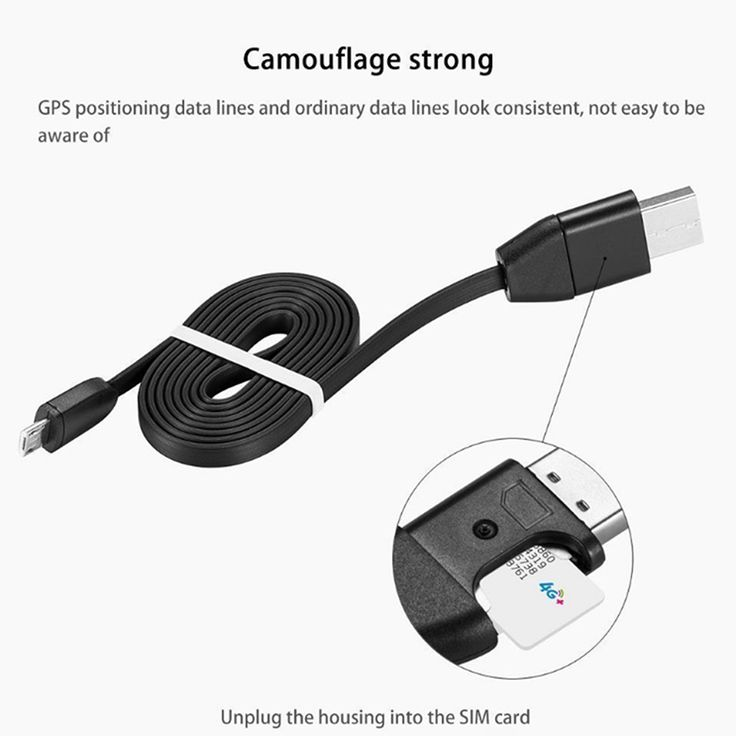 Car GPRS Tracker Vehicle Car Tracking Device Micro USB Cable Real Time GSM/GPRS Tracking