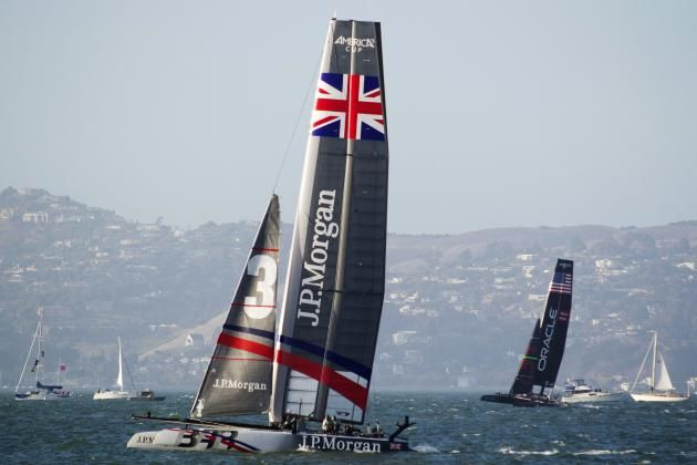 America's Cup World Series 2015: Schedule and Live Stream for Portsmouth Event