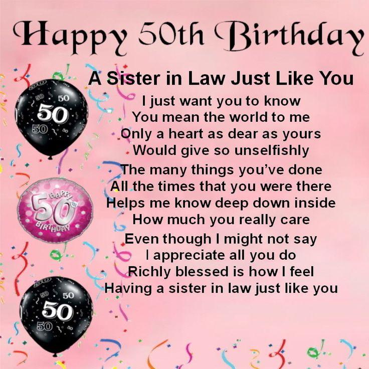 Best 25+ Sister In Law Poems Ideas On Pinterest