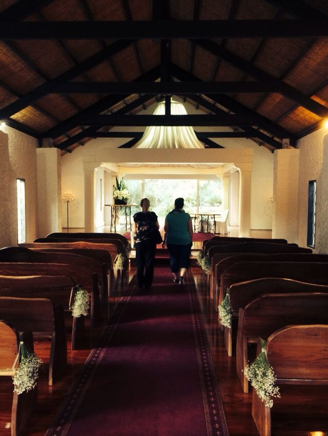 Chapel in Potters, Warrandyte