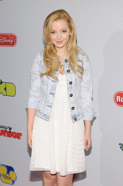 Dove Cameron - Celebs at Disney Channel Kids Upfront Event