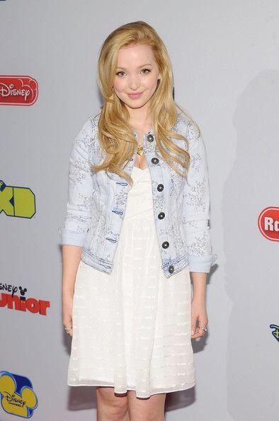 Dove Cameron - Celebs at Disney Channel Kids Upfront Event
