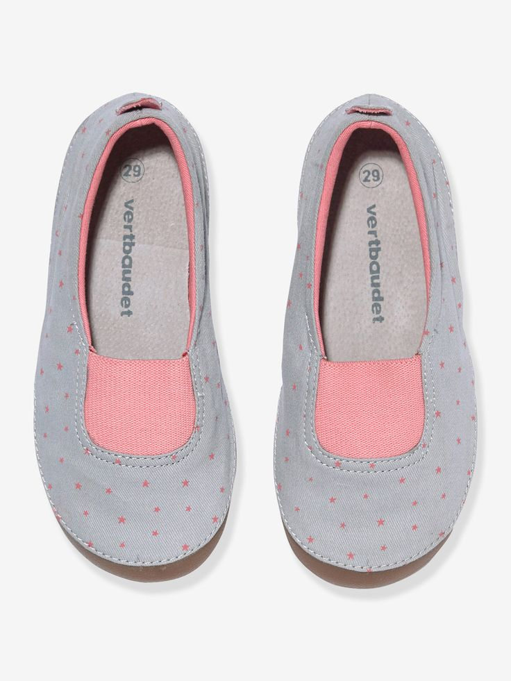 Super soft slippers in shades of pink, with embroidered hearts on the sides. Easy to slip on thanks to the elasticated top! MATERIAL CONTENT  Cotton c
