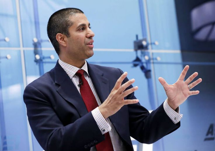Congressmen demand investigation of FCC Chairman Ajit Pai Sinclair Broadcast Group