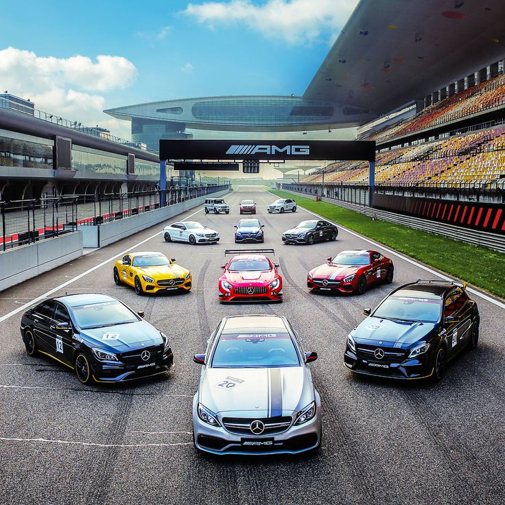 The second session of the 2017 AMG Driving Academy China series took place at the Shanghai International Circuit and offered a spectacular range of vehicles for drivers to push to the limit. With support from our German instructors, we were also able offer a diverse set of programs that included AMG PERFORMANCE-, AMG ADVANCED-, AMG PRO-Training as well as AMG MASTERS.  #AMGDrivingAcademy #WorldsFastestFamily #MercedesAMG #Mercedes #AMG #AMG #DrivingPerformance #Passion #Luxury…