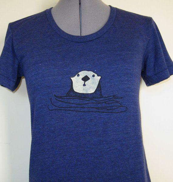 Cute Otter Shirt 1