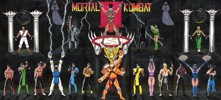 (*** http://BubbleCraze.org - The latest hot FREE Android/iPhone game ***)  Mortal Kombat