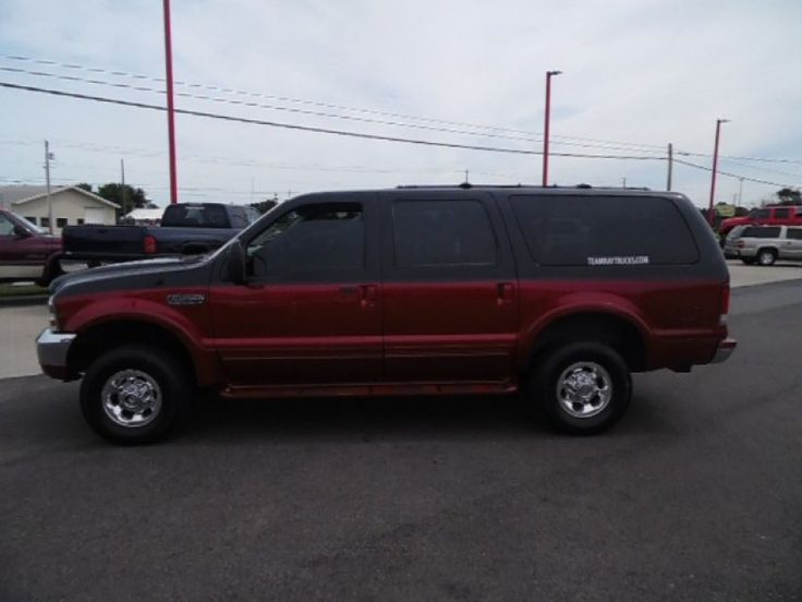 Used 2001 Ford Excursion 4WD Limited in Bellevue OH 44811 - 464531351