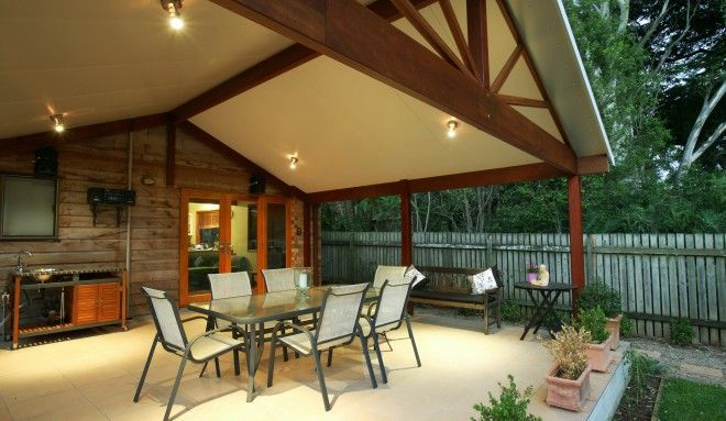 You've got your investment property but you're in two minds as to whether you spend a bit of money on it ensuring you recoup the funds in the long run. Verandahs are an excellent asset to any home but do they increase your rental value?