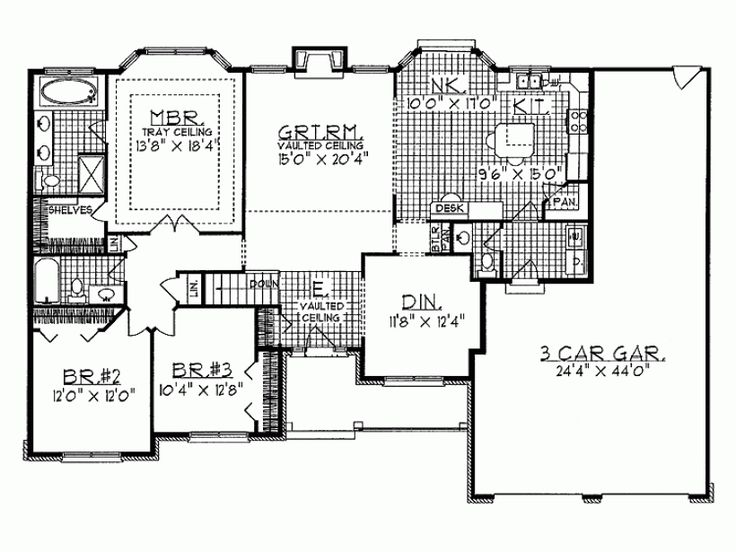 17 best images about floor plans on pinterest house for Eplans floor plans