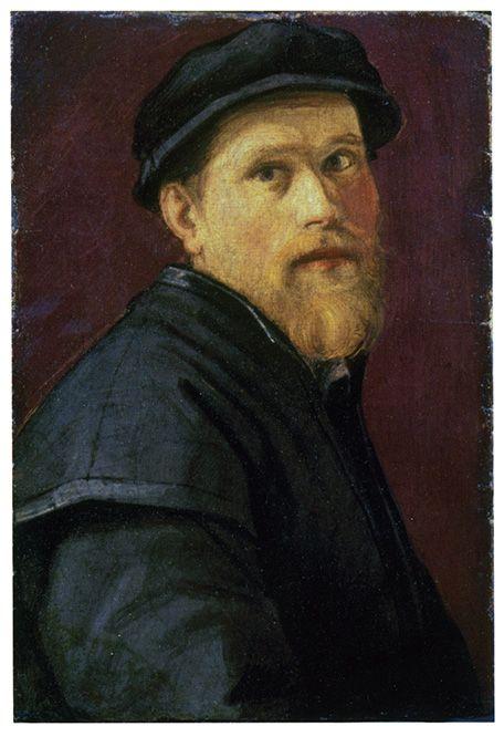 Portrait painted by Jacopo da Pontormo (Florence, 1494-1557)