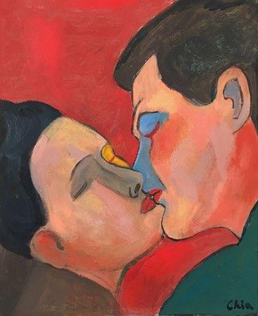 Sandro Chia <Kiss4>