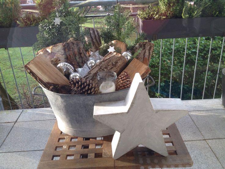 Die besten 25 zinkwanne bepflanzen ideen auf pinterest - Zinkwanne dekorieren ...