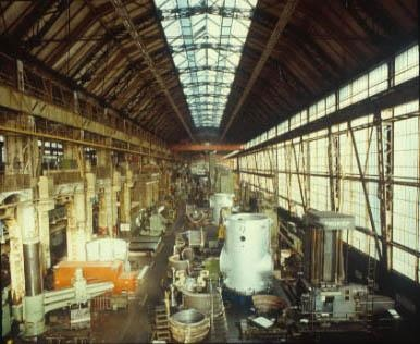 Pin by freya su on modernism pinterest for Peter behrens aeg turbine factory