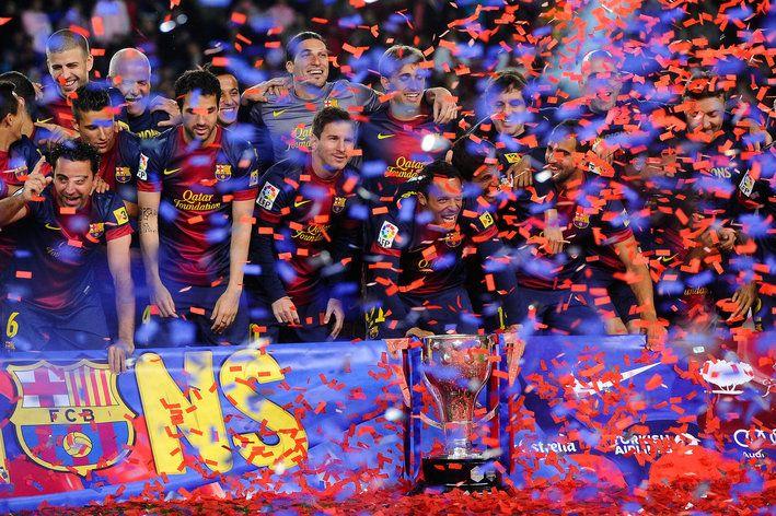 FC Barcelona: 2013-2014 Fixture Lista completa - azulgranas del Barça