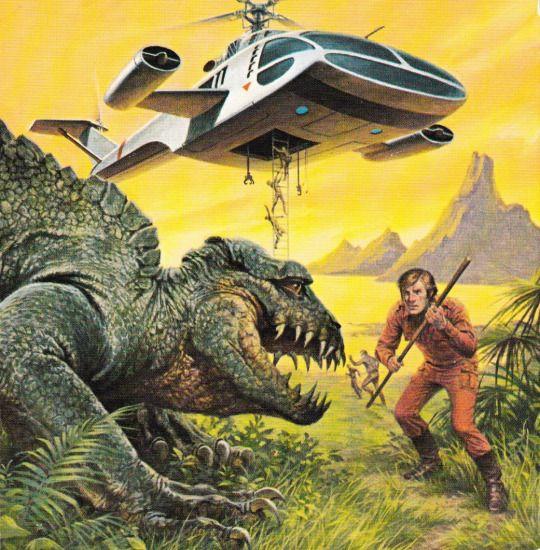 142 Best Images About Vintage Dinosaur Illustration On