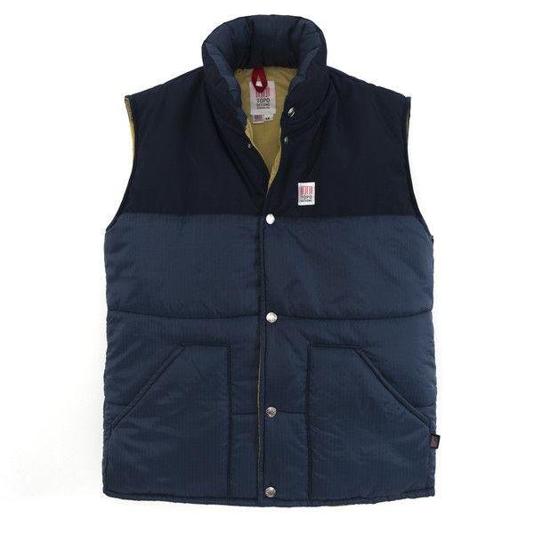 Topo Designs Puffer Vest