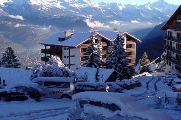 Appartement dans les Alpes en Suisse à Haute-Nendaz